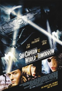 Sky Captain and the World of Tomorrow cover